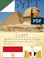 Egypt Alex Cris