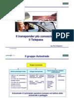 Transponder Telepass