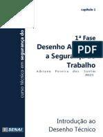 INTRODUÇÃO AO DESENHO TÉCNICO e FOLHAS - Capítulo 1 2012-1