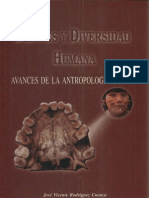 Dientes y Diversidad Humana - Jose Vicente Rodriguez Cuenca