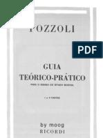 Pozzoli Ditado Musical Em Portugues