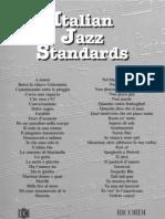 (Real Book) Antonio Ongarello - Italian Jazz Standards