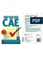 Tips for Cae