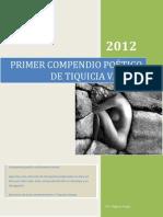 PRIMER COMPENDIO POÉTICO DE TIQUICIA VARGAS