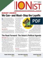 The Unionist April 2012