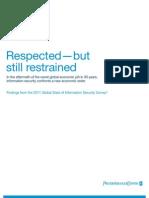 Giss 2011 Survey Report