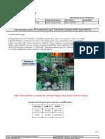 DVD SD5061__SD5091- Procedimento Para Substituir Unidade SONY Para SANYO
