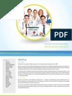 Pharma Prints A5 Landscape Booklet