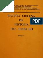 El Delito de Hechiceria en El Chile Indiano