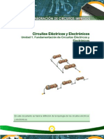 U1 Circuitos Electricos y Electronicos