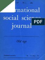 Social Gerentology
