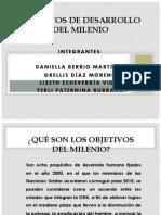 Objetivos de Desarrollo Del Milenio.1