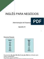 Apostila Ingles Negocios.1