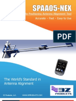 Antenna Alignment SPAA05 NEX Brochure 2