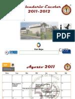Calendar Iog de 20112012