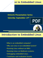 Linux & Embedded System