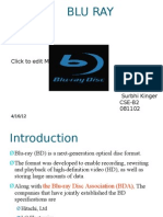 Blue Ray Disc