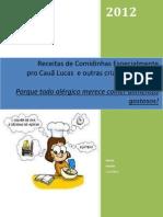 Receitas de Comidinhas Especialmente pro Cauã e outras crianças alérgicas_compiladas da web
