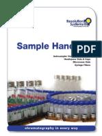 Resolution Systems Sample Handling