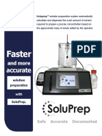 Automate Sample Preparation with SoluPrep