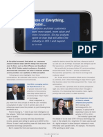 More of Everything, Please - Tellabs Insight Magazine