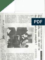Mission Parlementaire Française Au Rwanda - Oct 2008 - Rwanda Libération