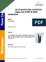 WP0007 - New Range of Special Alloy Conductors _AL59