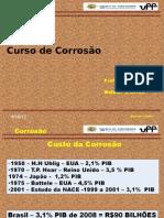 Curso de Corrosão - 1ª aula