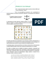 SÍMBOLOS CULTURALES. 13.03.12