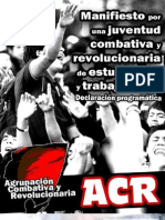 Manifiesto ACR