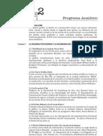 Historia 2 Analitico 2011