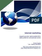 Internet marketing e gli aspetti giuridici della pubblicità online