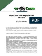 Albas, Carlos - Opus Dei O Chapuza Del Diablo
