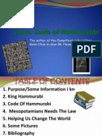 Laws Codeofhammurabi 120219191759 Phpapp02