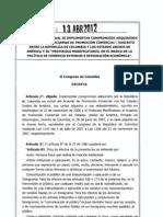 Texto final Ley Lleras 2.0