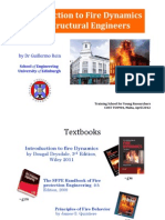 Introduction to Fire Dynamics for Structural Engineers (School for Young Researchers, 2012)