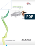 Nueva Línea SYSCOM CCTV 2012
