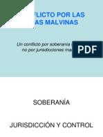 Conflicto Por Las Islas Malvinas
