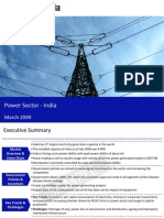 Power Sector India Sample