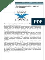 PROGRAMMA E' La Nostra Citta