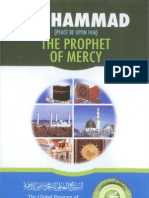 Muhammad  ( PBUH ) the Prophet of Mercy