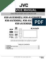 Jvc Kw Avx900
