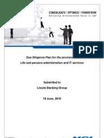 Project Platform Efficiencies DD PlanV1.1