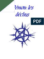Demon the Fallen Manuel Fr