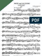Schumann - Adagio and Allegro (Oboe and Piano)