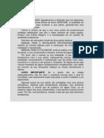 Livro de Instruces PDF