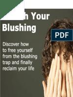 Banish Your Blushing