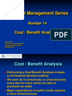 Fm 14 Cost Benefit Analysis