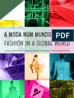 A Moda Num Mundo Global