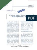 El GNL y El Fracaso de La Integracion Energetica en America Latina